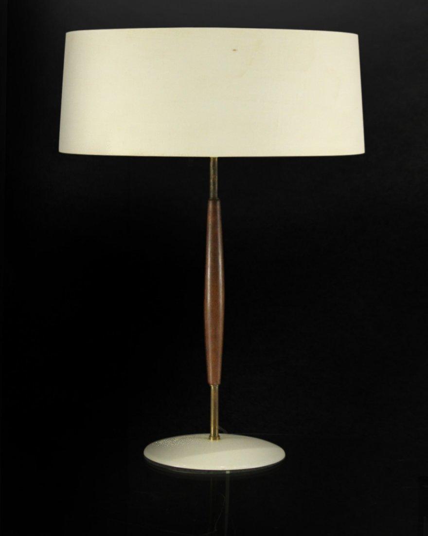 GERALD THURSTON Mid-Century Modern Table Lamp