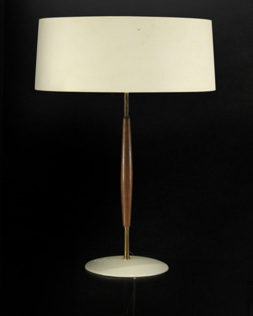 GERALD THURSTON Mid-Century Modern Table Lamp
