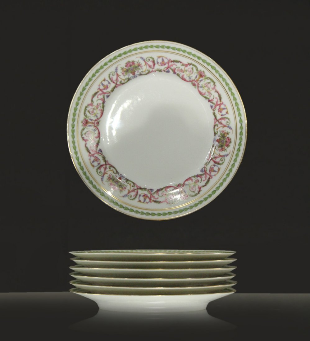 France J. E. Caldwell & Co.  6 plates.