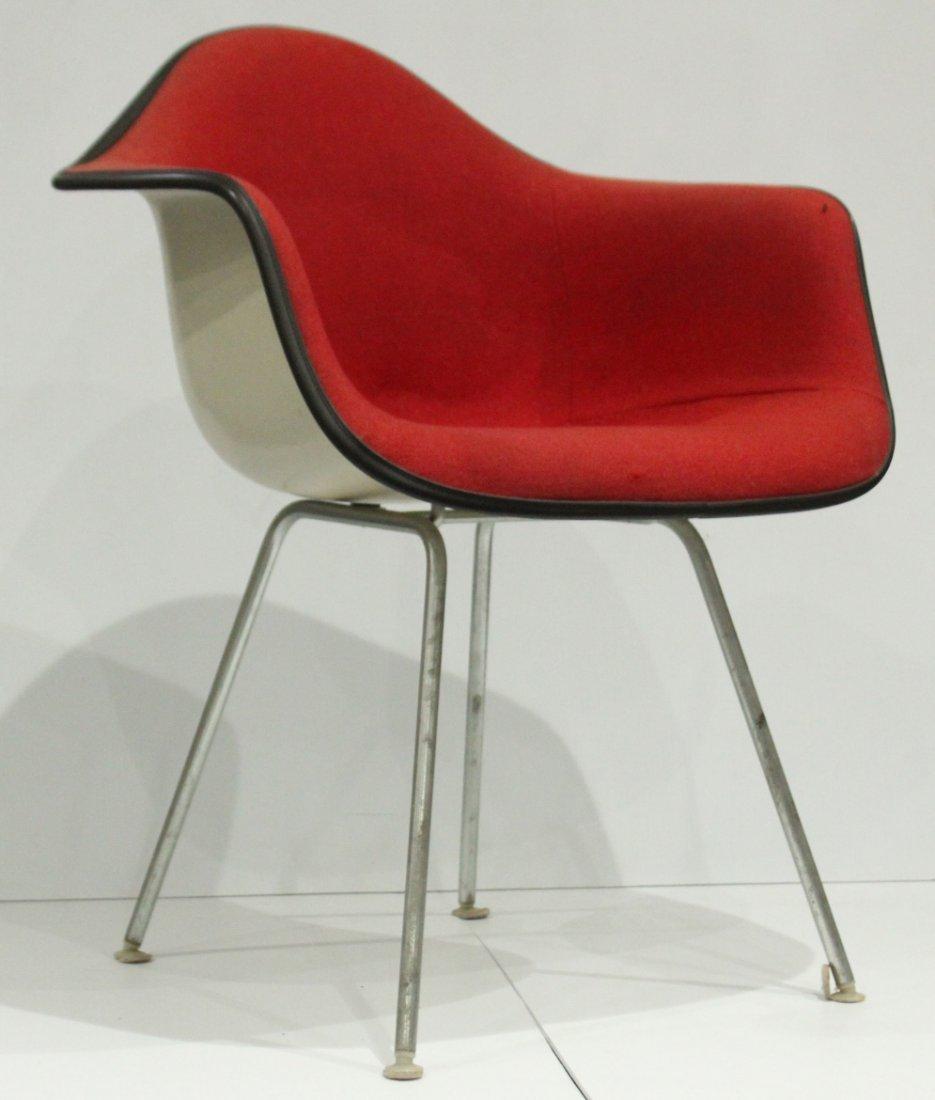 Herman Miller Fiberglass Shell Arm Chair