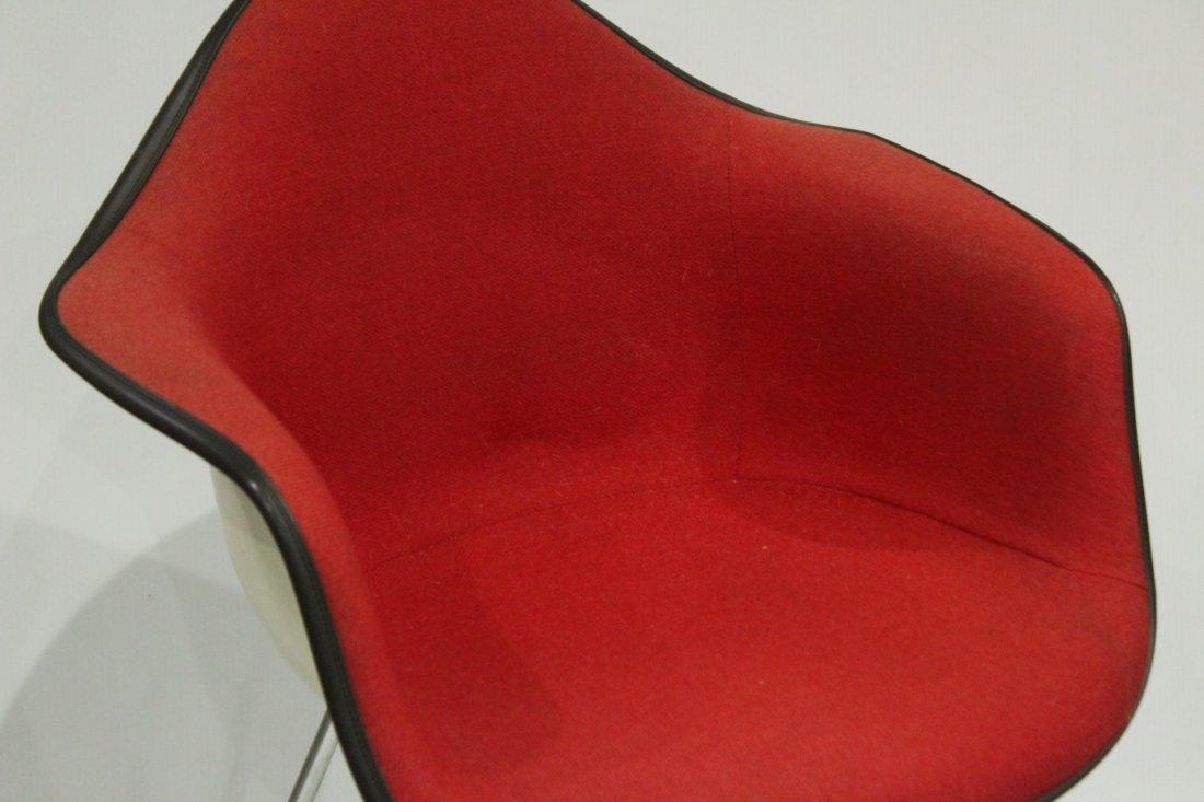 Herman Miller Fiberglass Shell Arm Chair - 2