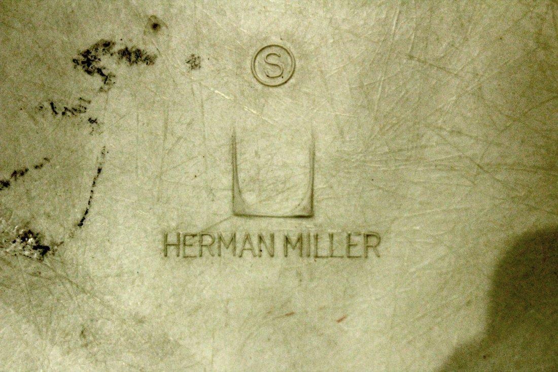 Herman Miller Fiberglass Shell Arm Chair - 4