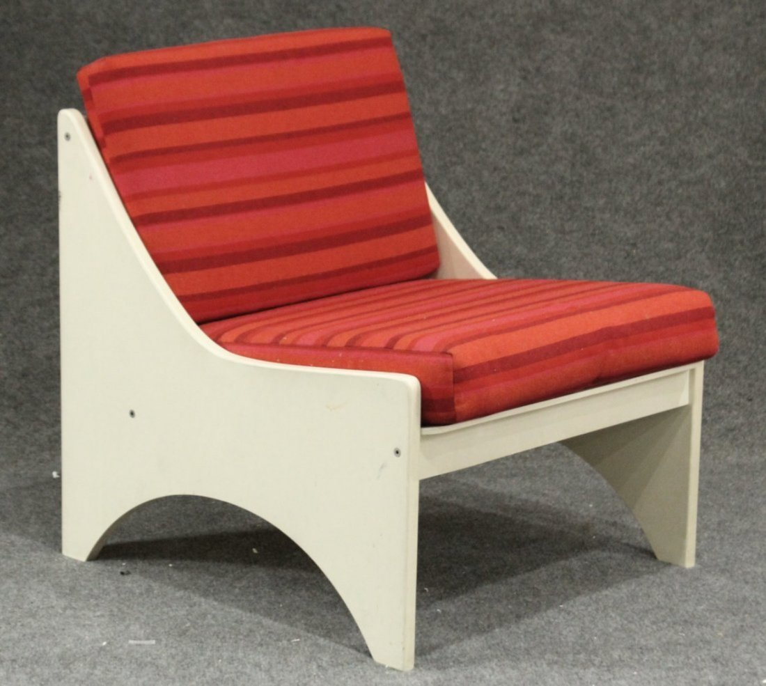 Mid-century Atomic Modern chair