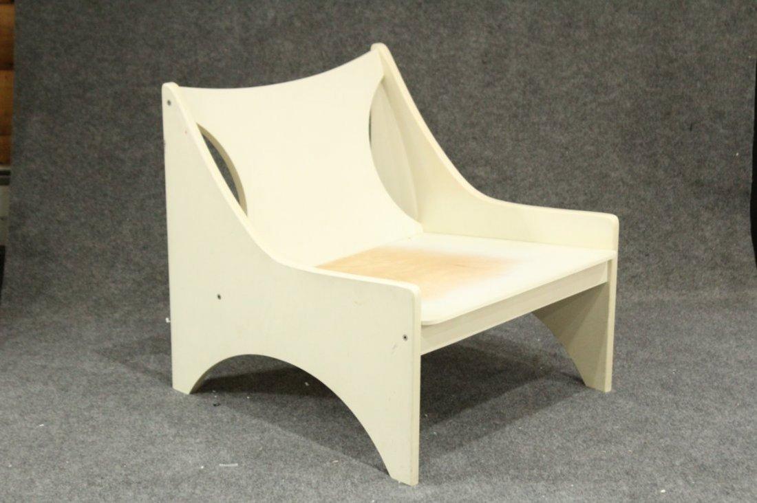 Mid-century Atomic Modern chair - 2