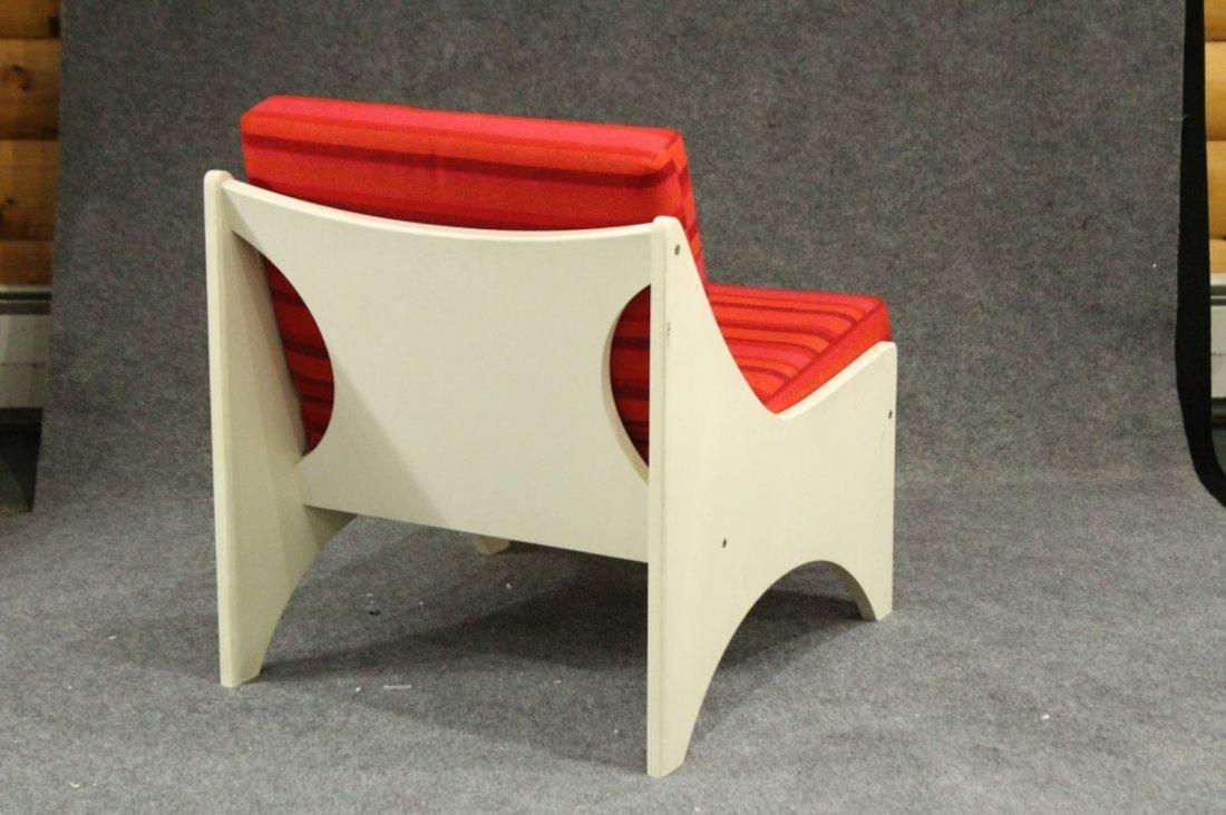 Mid-century Atomic Modern chair - 3