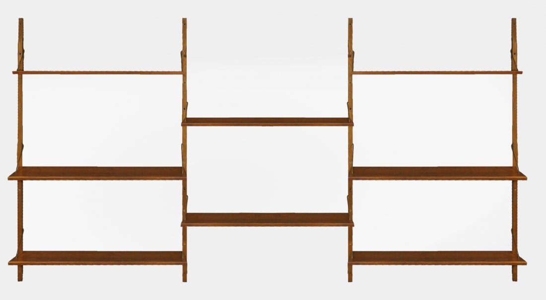Danish Hansen & Guldborg Wall unit sectional