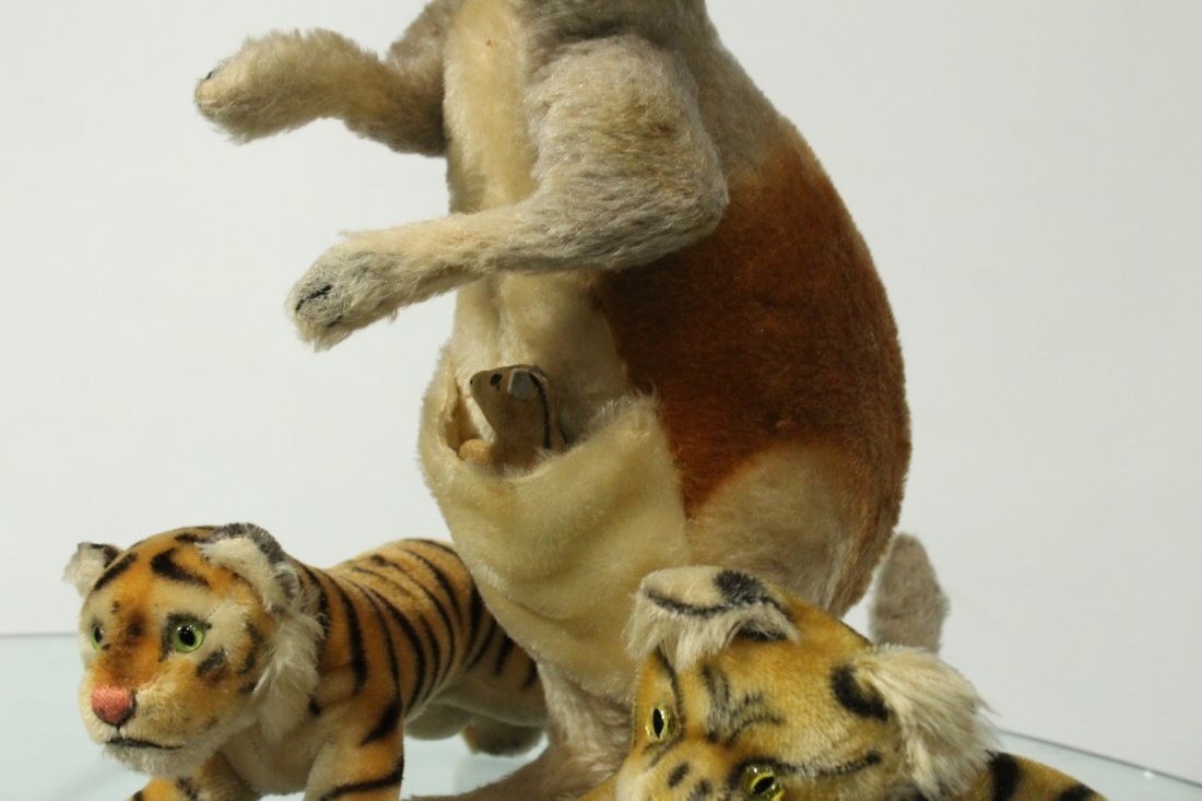 Vintage Steiff stuff animals - 4