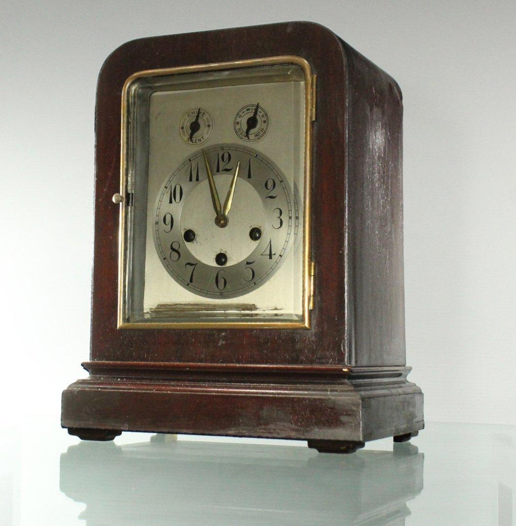 Junghans art deco mantel clock 1912