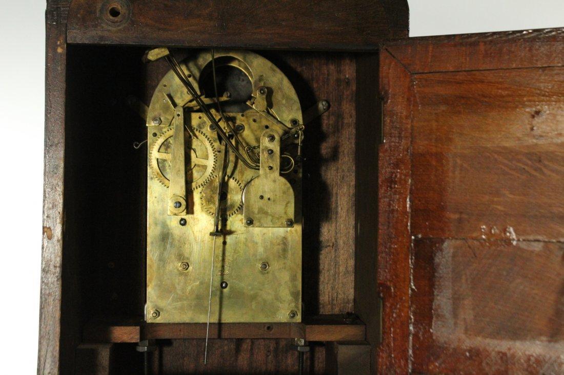 Junghans art deco mantel clock 1912 - 4