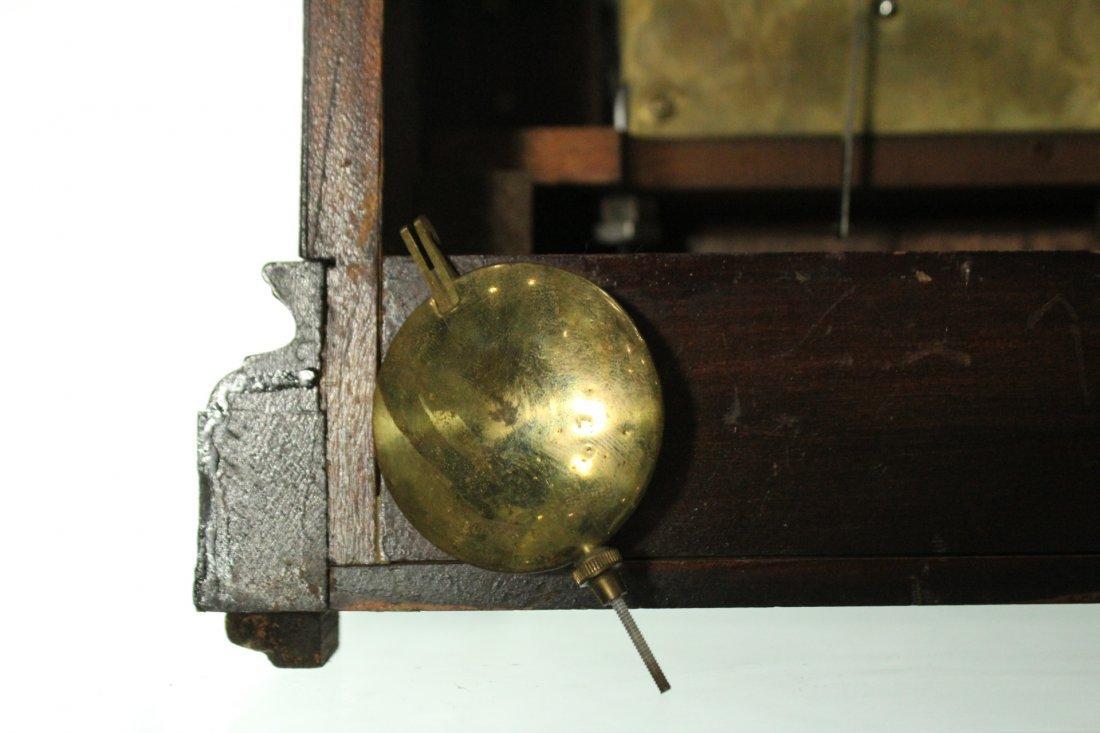 Junghans art deco mantel clock 1912 - 5