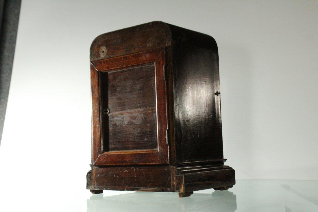 Junghans art deco mantel clock 1912 - 6