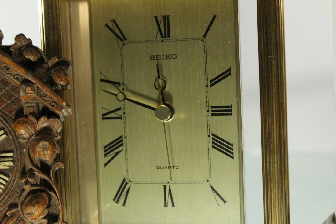 Collection of assorted clocks - 5