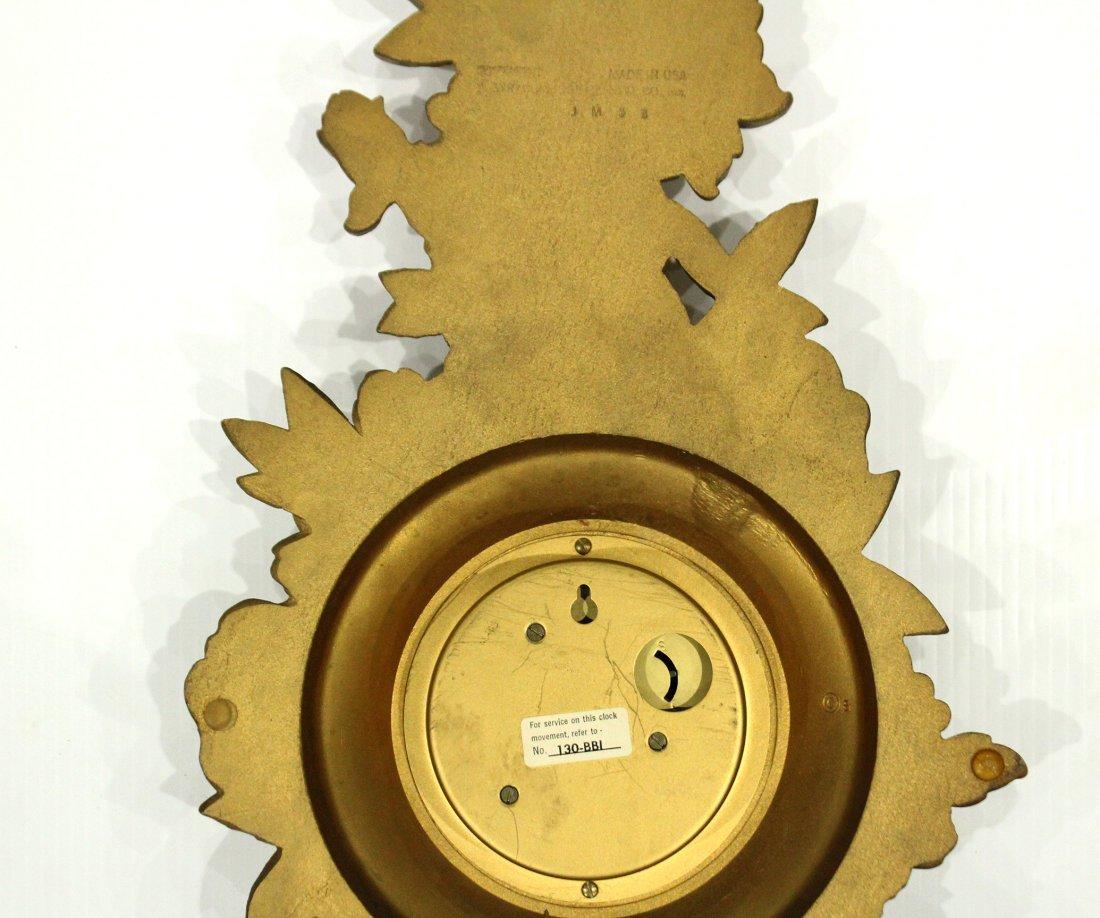 Syroco 8 day cartel clock - 5