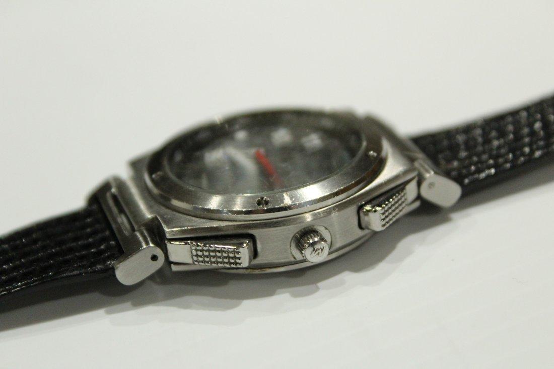 Luxury Swiss Schaffhausen Speidel IWC watch - 4
