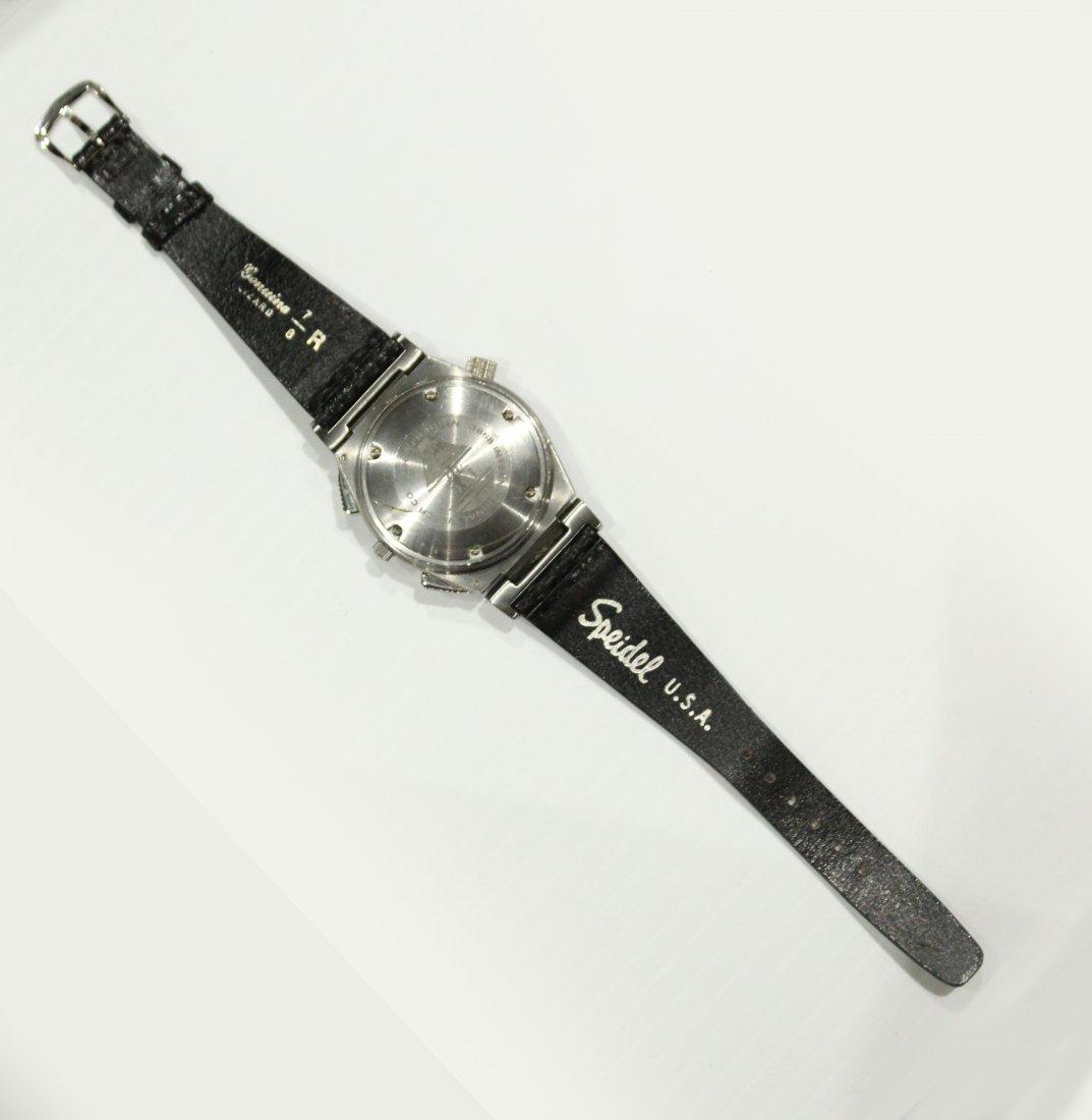 Luxury Swiss Schaffhausen Speidel IWC watch - 5