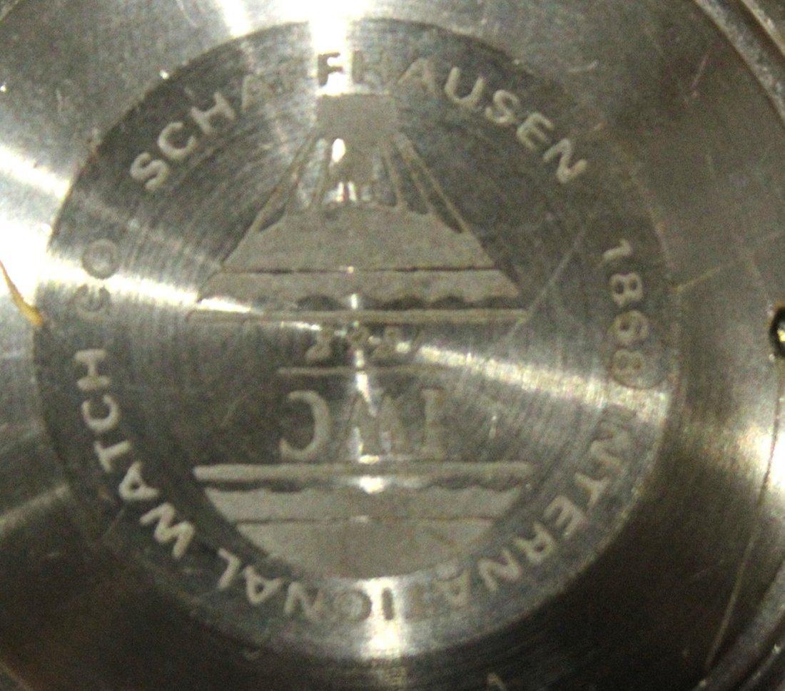 Luxury Swiss Schaffhausen Speidel IWC watch - 6