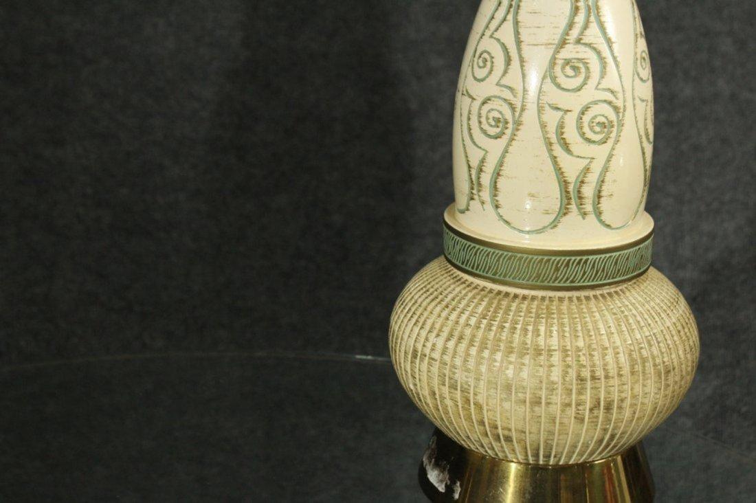 Mid century modern decorative lamps - 2