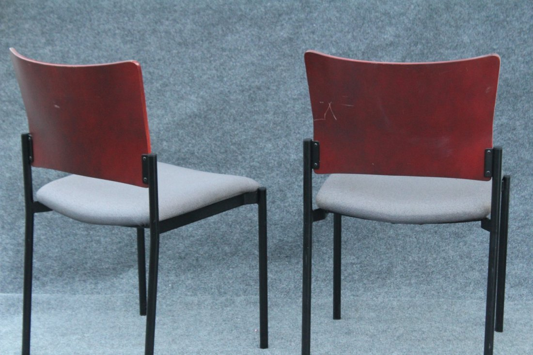 Four [4] SET Mid-Century Design SIDE CHAIRS / DINING - 4