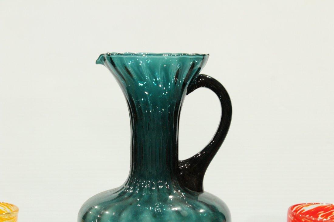 Three [3] Piece ITALIAN ART GLASS Grouping - 3