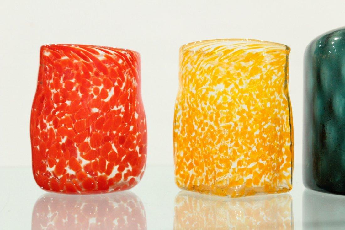 Three [3] Piece ITALIAN ART GLASS Grouping - 4