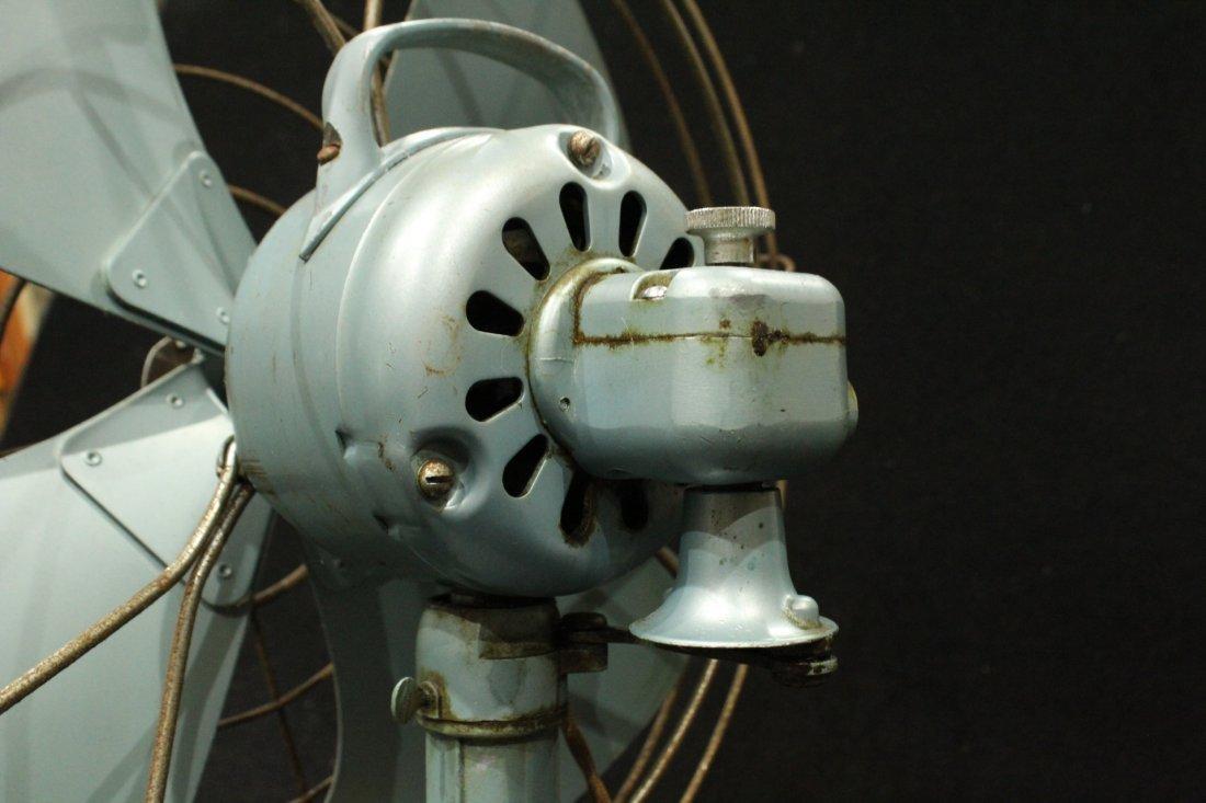 vintage GE electric fan - 3