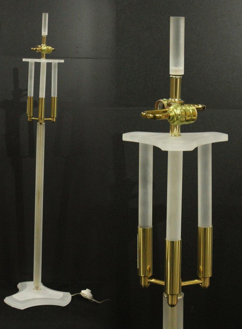 Hollywood regency Floor lamp