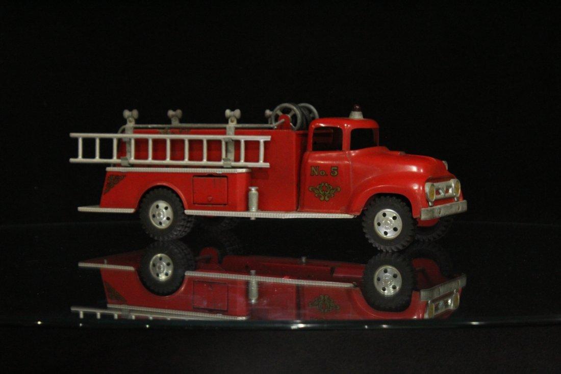 Vintage TONKA TOYS Fireman Pumper Truck #5