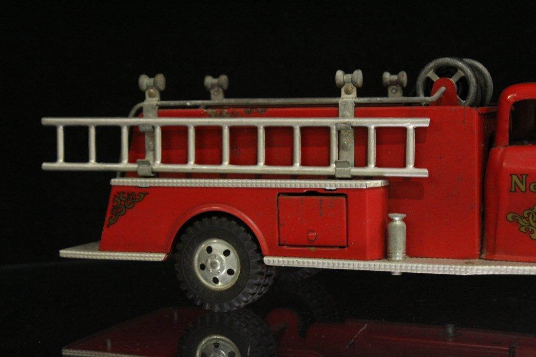 Vintage TONKA TOYS Fireman Pumper Truck #5 - 3