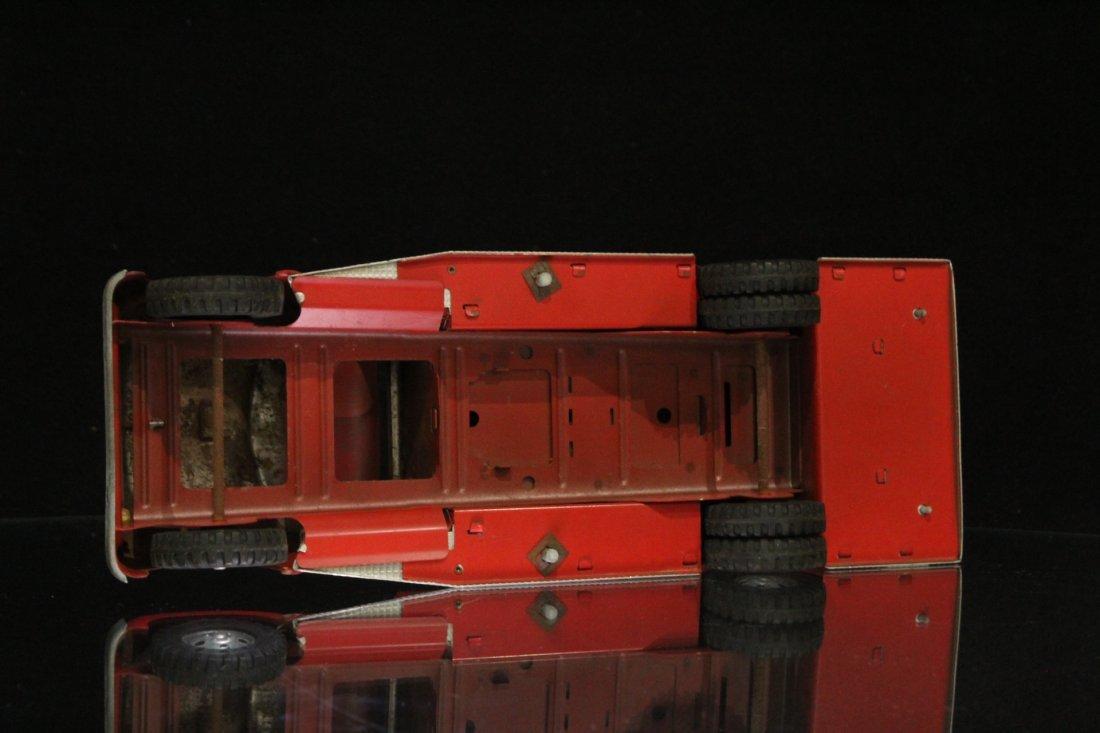 Vintage TONKA TOYS Fireman Pumper Truck #5 - 5