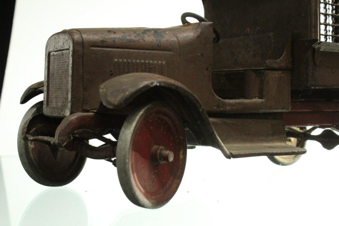 Circa 1920s BUDDY L EXPRESS TRUCK - PRESSED STEEL - 2