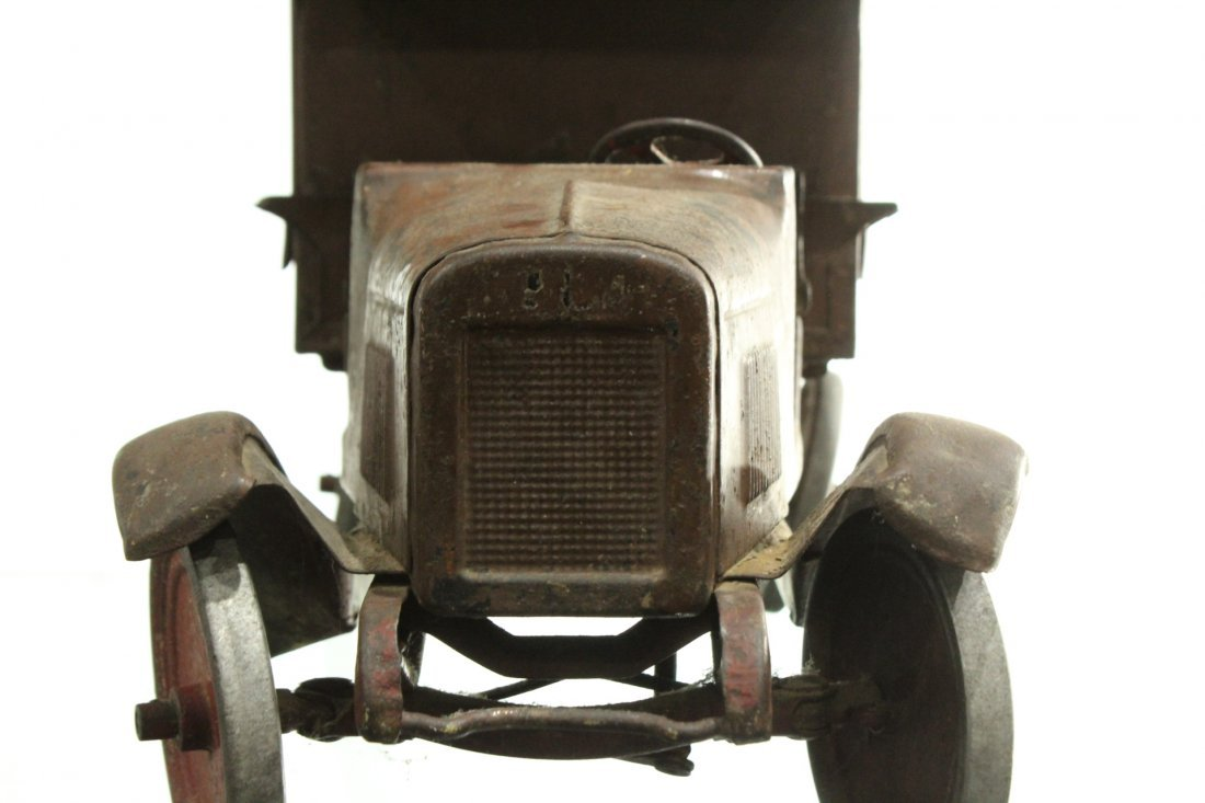 Circa 1920s BUDDY L EXPRESS TRUCK - PRESSED STEEL - 6