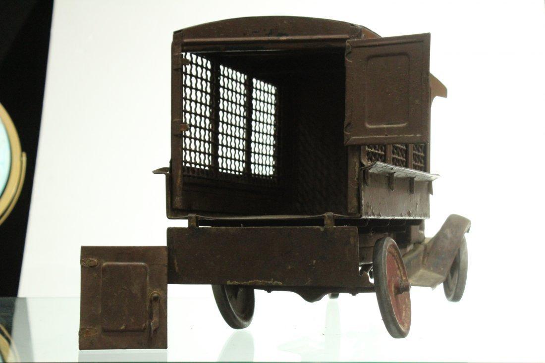 Circa 1920s BUDDY L EXPRESS TRUCK - PRESSED STEEL - 8