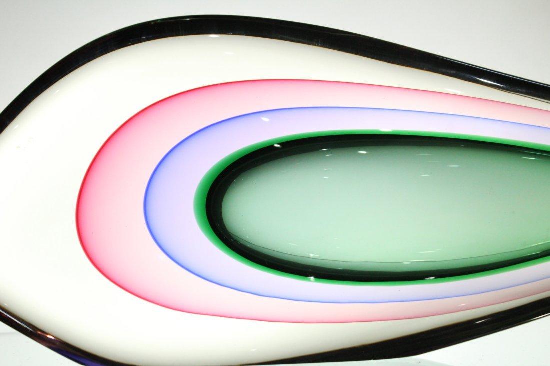 LUIGI ONESTO MURANO ITALY GLASS FISH - Internal Decor - 2