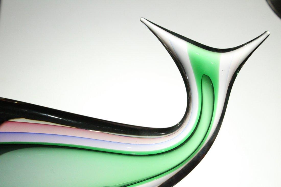 LUIGI ONESTO MURANO ITALY GLASS FISH - Internal Decor - 3