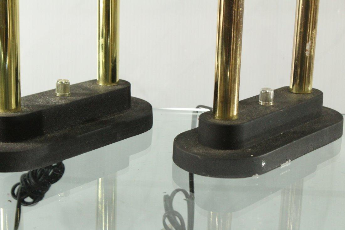 Two [2] MODERN DESIGN DESK LAMPS / SHOWCASE LAMPS - 4