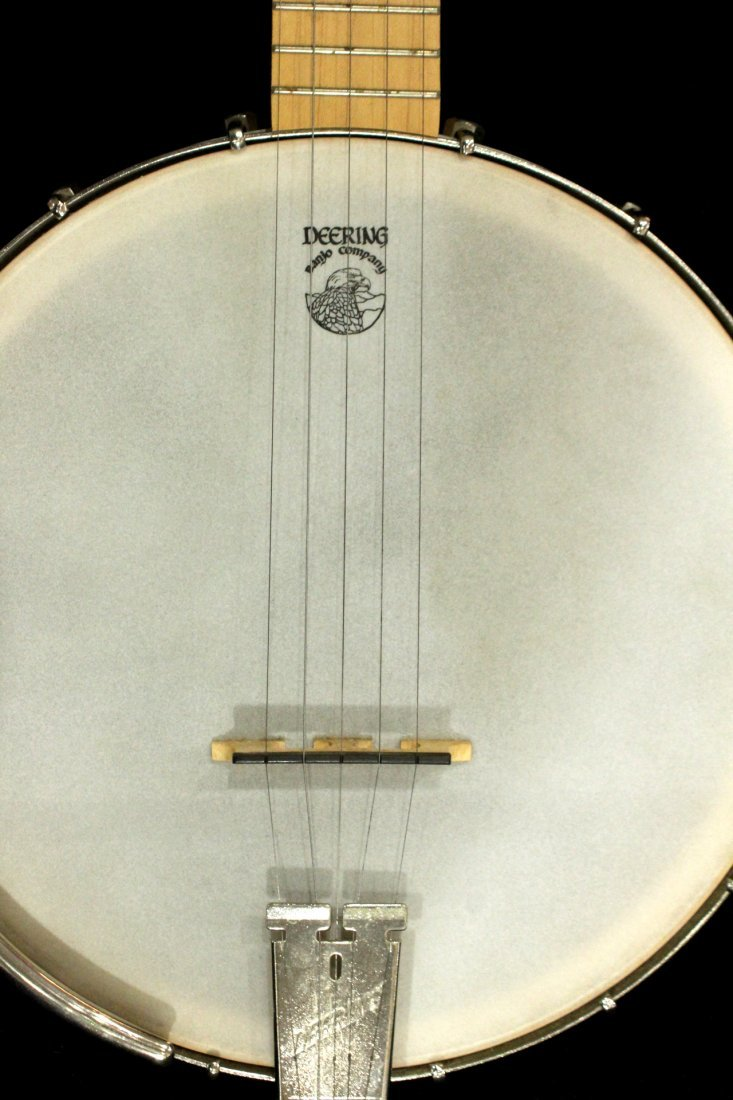 Goodtime 5 String Banjo with Case - 3