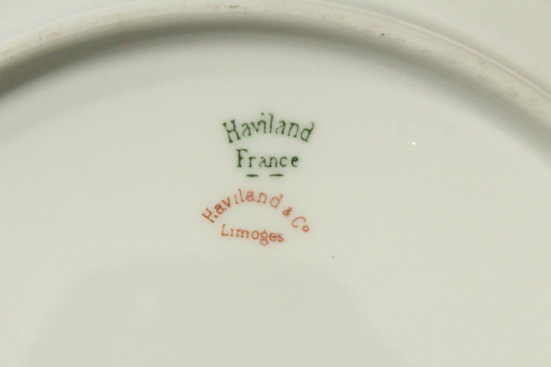 Haviland France Limoge Dinner Set - 4