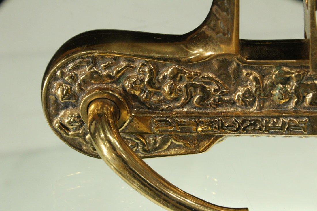 Brass Wine opener - 3