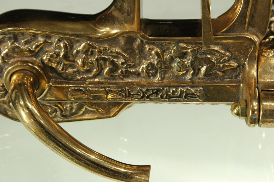 Brass Wine opener - 4