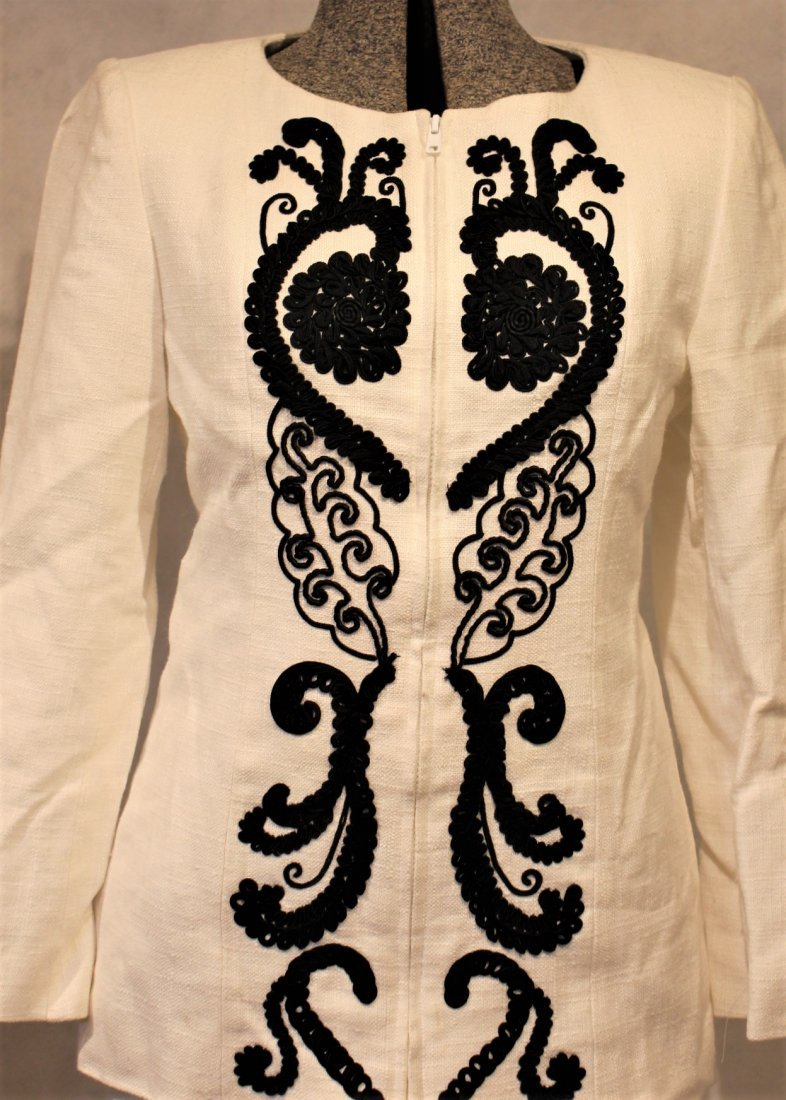 Two [2] CHRISTIAN LACROIX, ZELDA New With Tags Jackets - 4