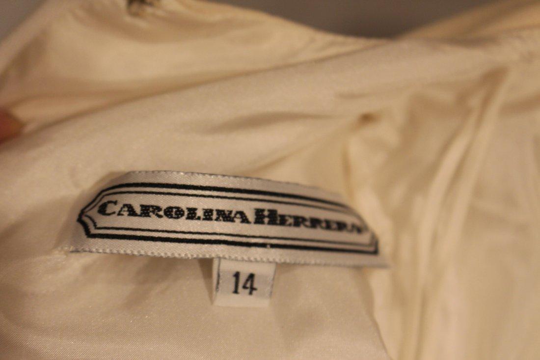 Carolina Herrera; FORMAL EVENING GOWN size 14 - 6