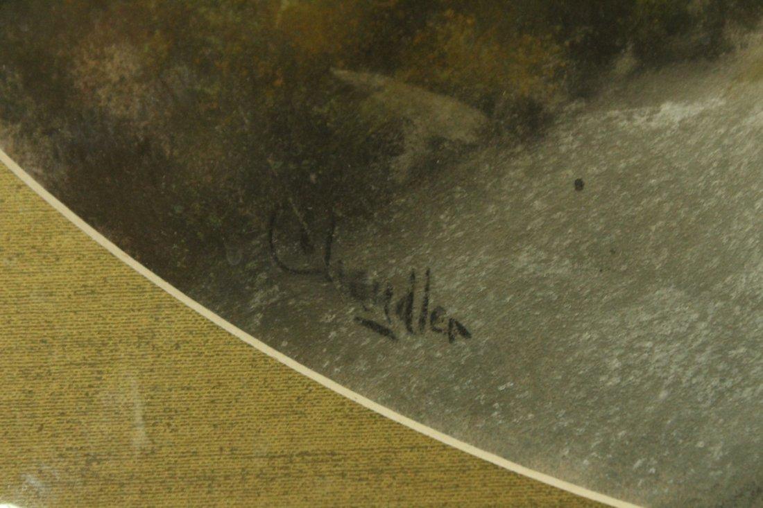 WILLIAM HENRY CHANDLER, Circa 1910 HUDSON VALLEY PASTEL - 3