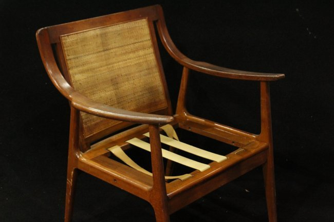 DANISH Designed Mid-Century Modern Lounge Chair - 2