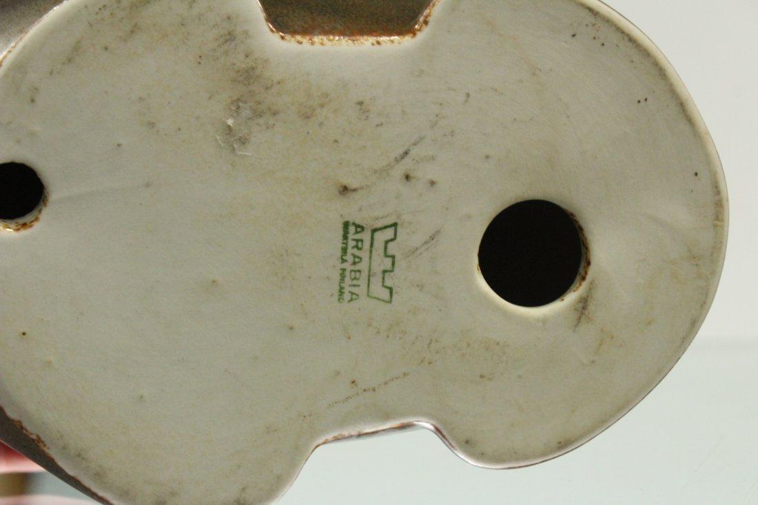 Arabia Finland Porcelain Walrus by Taisto Kaasinen - 6