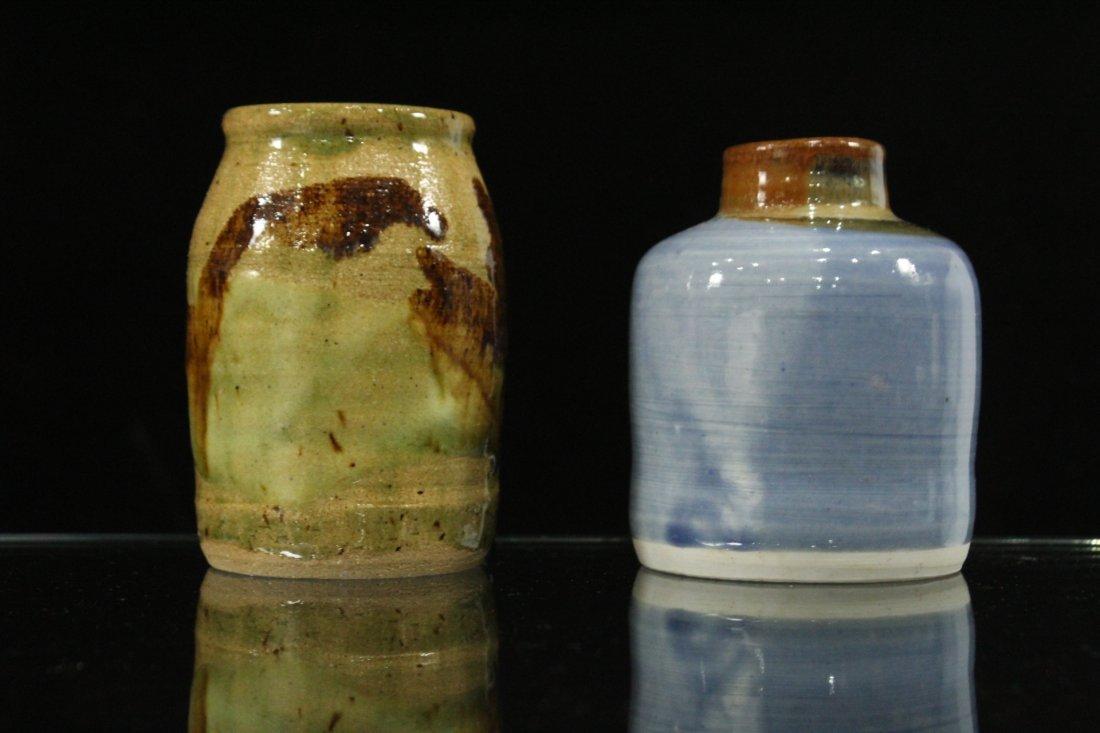 Estate Grouping of Mid-Century Art Pottery / Stoneware - 7