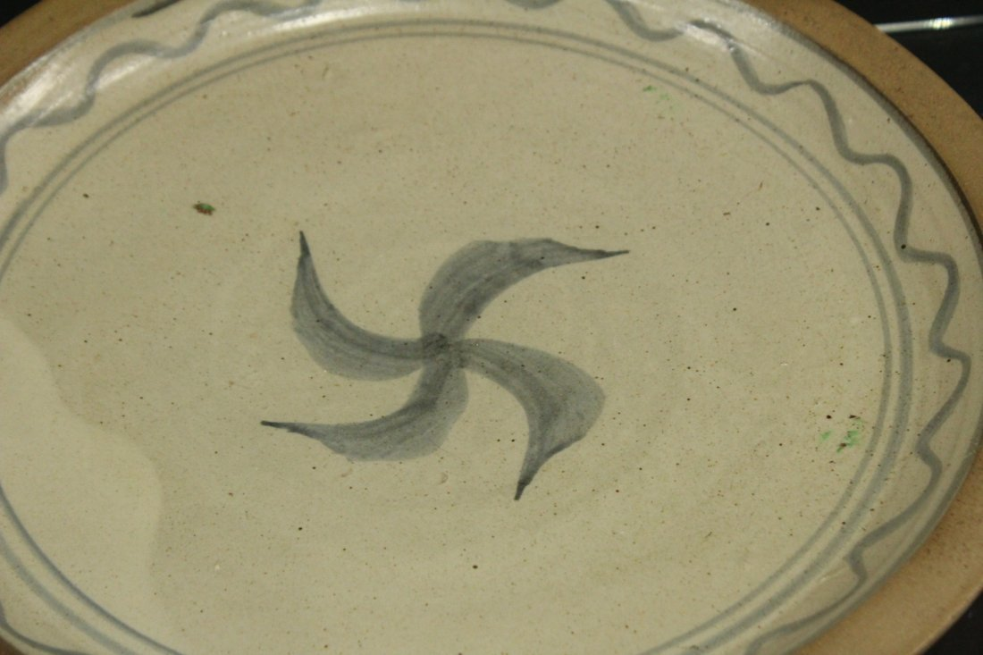 Clay Brooks Pottery, Hammersmith Pottery CBP Charger - 2