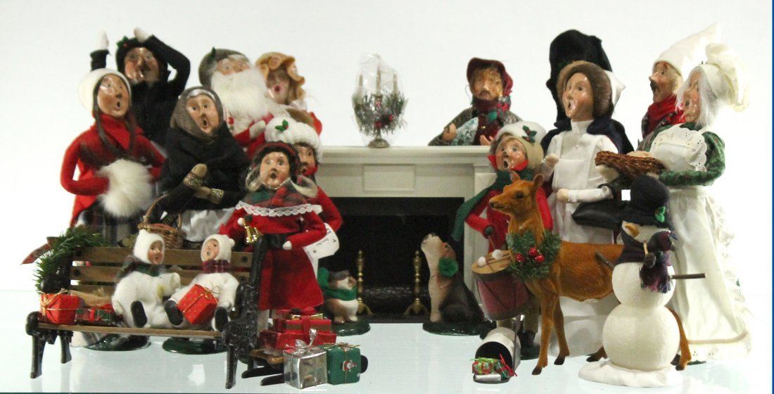 Byers' Choice The Carolers Christmas Collection