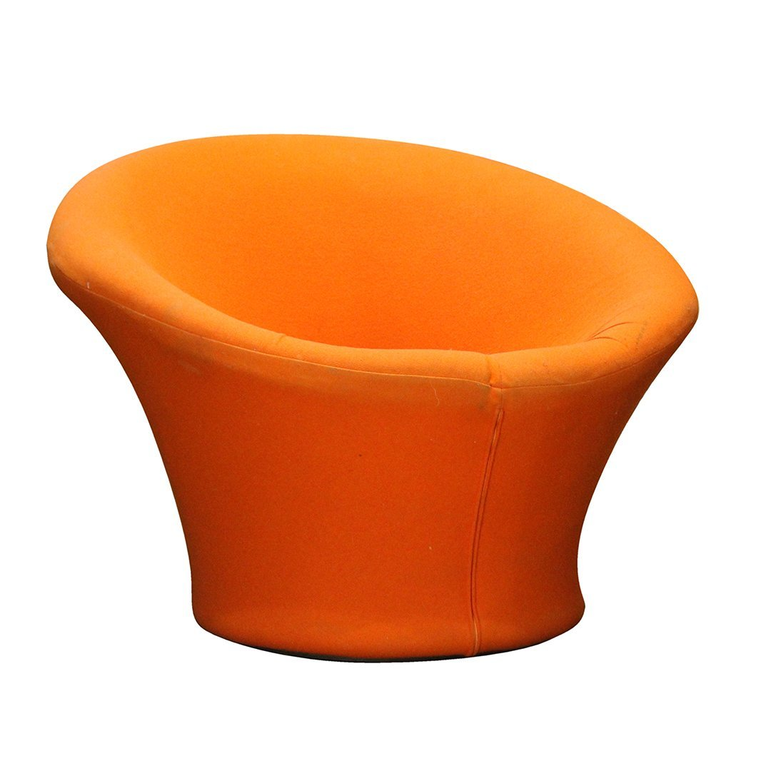 Pierre Paulin For Artifort Orange Mushroom Chair Feb 04 2019 Donny Malone Auctions In Ny