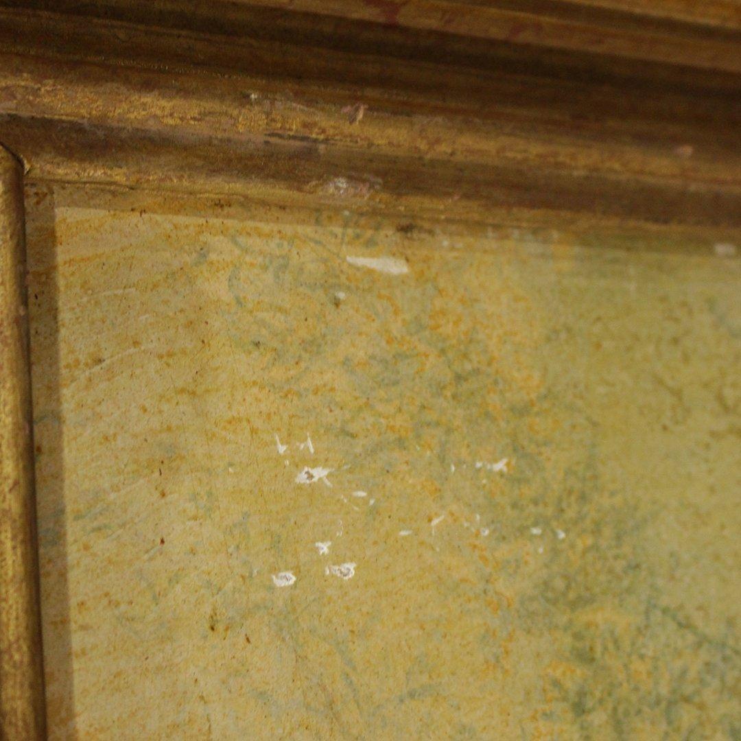 Robert Duncan, Oil on board, Daisy Flower in Landscape - 4
