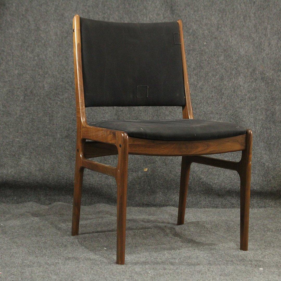 Danish Design Mid-Century Modern Teak Side Chair